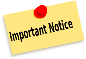 important-notice-on a post it note